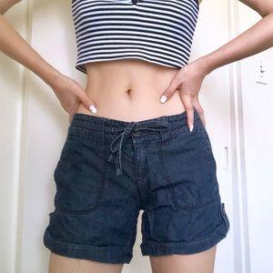 🎀Old navy casual jean shorts dark wash